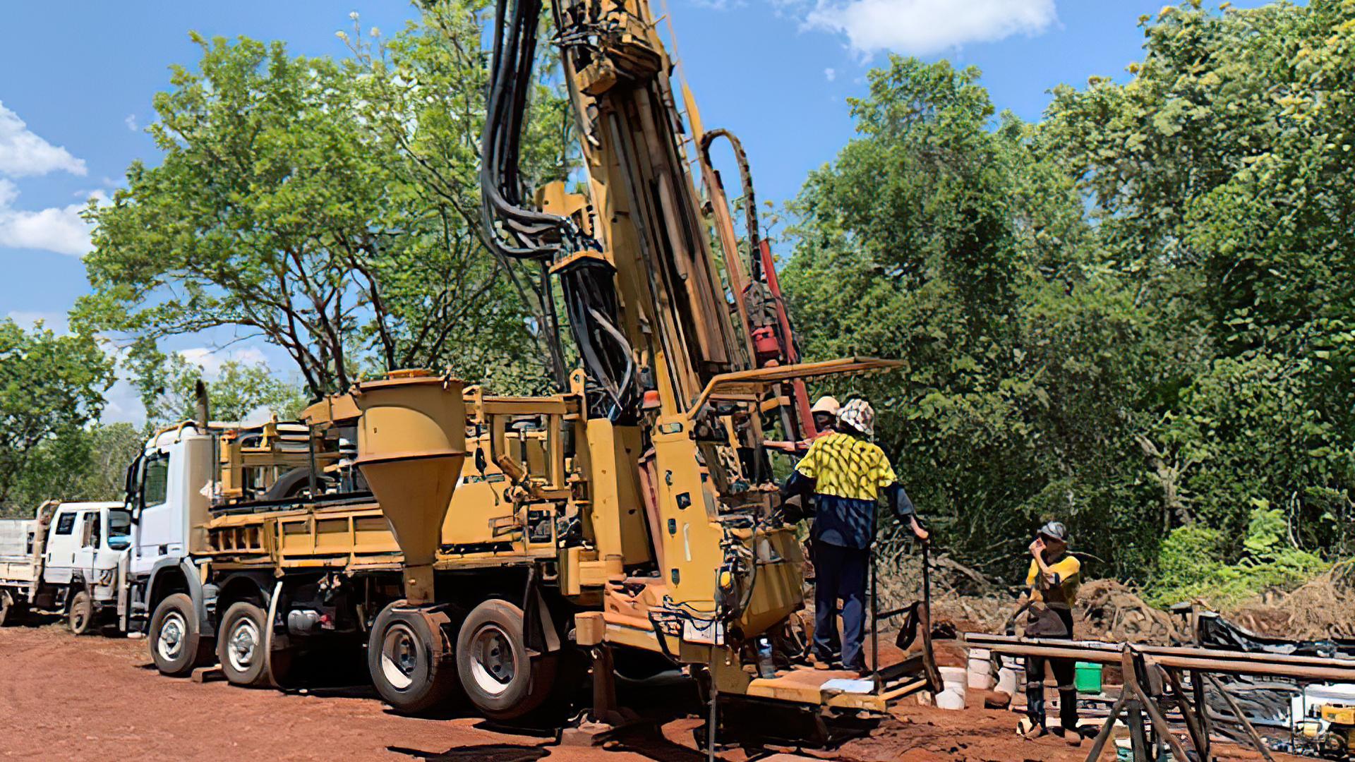 Yarram-Drilling